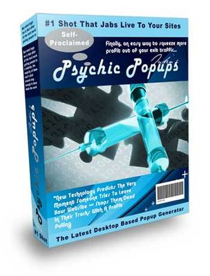 Product picture Psychic Pops