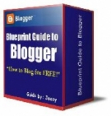 Product picture Blueprint Guide To Blogger